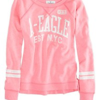 AEO Women's Factory Crew Sweatshirt