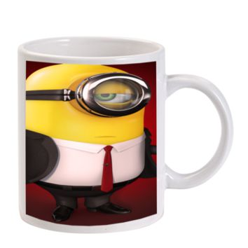 Gift Mugs | Minions Despicable Me Ceramic Coffee Mugs