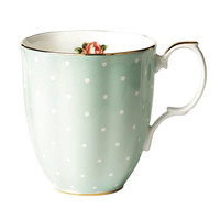 Royal Albert 100 Years Teaware Mug-1930's Polka Rose