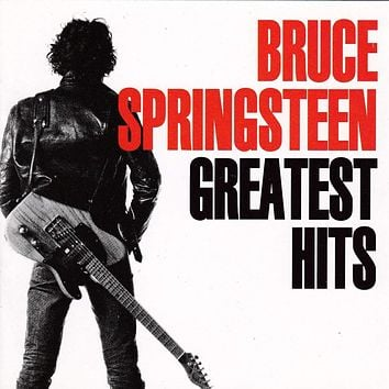 Bruce Springsteen - Greatest Hits - Used CD