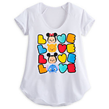 Disney ''Tsum-Tsum'' Tee for Women