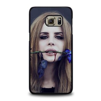 lana del rey samsung galaxy s6 edge plus case cover  number 1