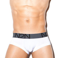 N2N BODYWEAR LUXE TRUNK ATHLETIC SPORTS BOXER SHORT BRIEF MUSCLE SUPPORT