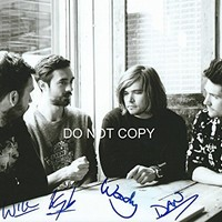 Bastille rock band reprint signed autographed photo #1