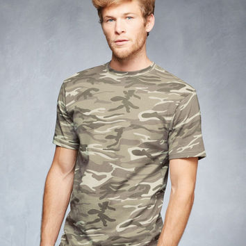 Anvil - Camouflage T-Shirt - 939