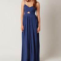 Patrons of Peace Crinkle Maxi Dress