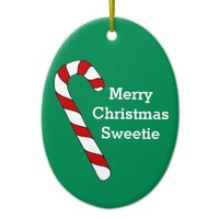Merry Christmas Sweetie Keepsake Ornament by Janz