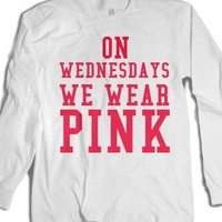 White T-Shirt | Cute Mean Girls Shirts