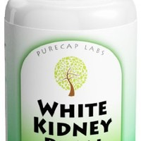 White Kidney Bean Extract, 250mg, Carb Blocker - 60 Capsule Count
