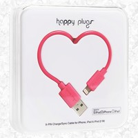 Women's Happy Plugs Lightning Charge/Sync Cable