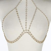 Leslie Diamond Bra