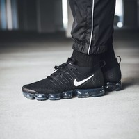 "Nike Air VaporMax 2.0 Flyknit FK ""Black/White"" Running Shoes - Best Deal Online"