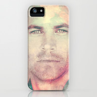 PAUL WALKER R.I.P iPhone & iPod Case by Nechifor Ionut