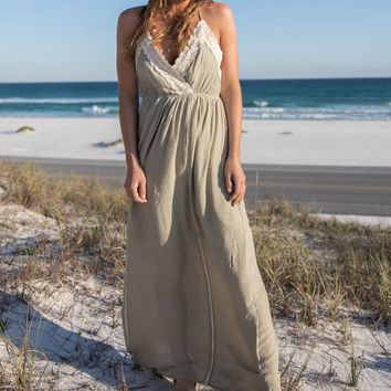 Ray Of Light Maxi Dress - Amazing Lace