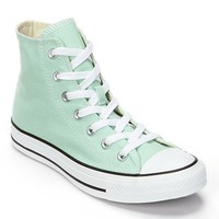 Converse Green Chuck Taylor All Star High-Top Sneakers for Women