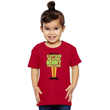 Cotton Headed Ninny Muggins Toddler T-shirt