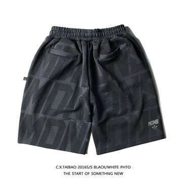 Casual Summer Men Stretch Sports Pants Shorts [10351477767]