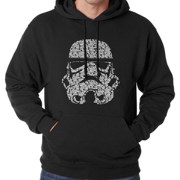 2016 autumn new fashion casual men hoodies Star Wars Darth Vader men sweatshirts fleece high quality hip hop style streetwear