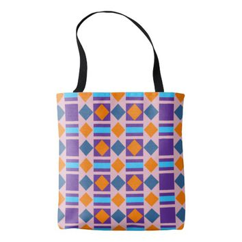 Diamond Bag Tote