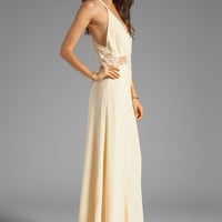 JARLO Siobhan Maxi Dress in Ivory from REVOLVEclothing.com