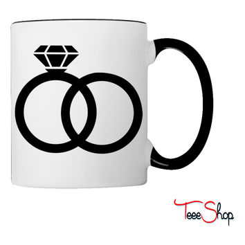 rings Coffee & Tea Mug