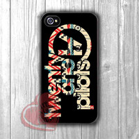 Tribal Pattern Twenty One Pilots logo -lks for iPhone 4/4S/5/5S/5C/6/ 6+,samsung S3/S4/S5,samsung note 3/4