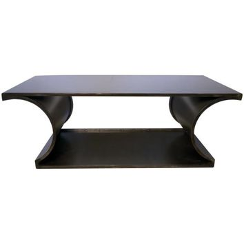 Tex  Coffee Table, Metal