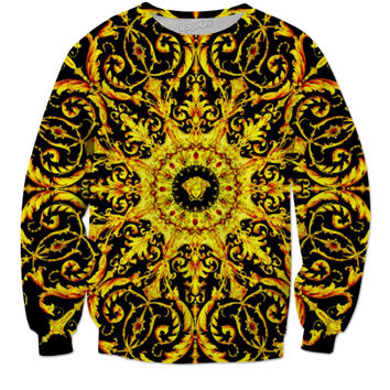 Versace Design Sweatshirt