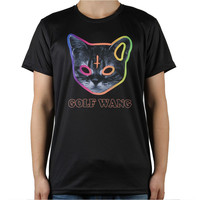 Odd Future Golf Wang Cat Black T-Shirt