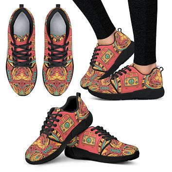 Hippie Van Athletic Sneakers
