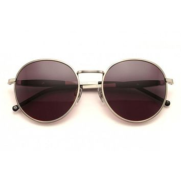 Wildfox - Dakota Antique Silver/Black Sunglasses