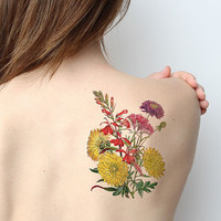 Garden Variety - Temporary Tattoo (Set of 2)