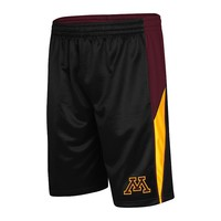 Colosseum Minnesota Golden Gophers V2 Basketball Shorts
