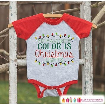 Funny Kids Christmas Outfit - Dear Santa I Really Did Try Onepiece or Shirt - Kids Holiday Outfit - Boy Girl - Kids, Baby, Toddler, Youth