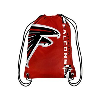Atlanta Falcons NFL Drawstring BackPack - SackPack ~ NEW!
