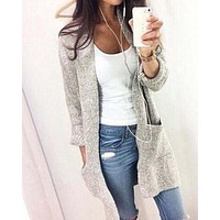 Heathered Cozy Sweater