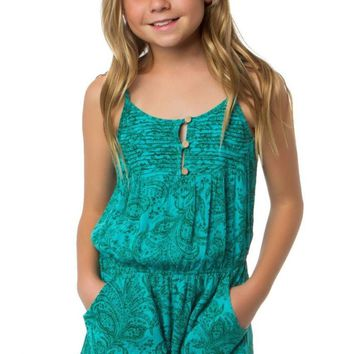 O'Neill Girls - Rosie Romper | Baltic