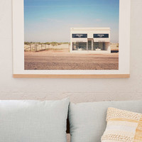 Catherine McDonald For DENY Irony In West Texas Art Print - Urban Outfitters