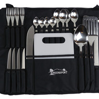 Front Runner Vehicle Outfitters CAMP KITCHEN UTENSIL SET W/ ROLL