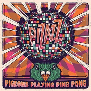 Pigeons Playing Ping Pong - Pizazz