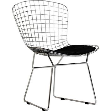 CAD Dining Dining Chair Black