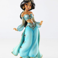New DISNEY SHOWCASE Figurine JASMINE Princess Statue ALADDIN DANCE Fairytale