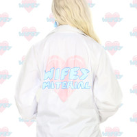 WIFEY MATERIAL COACHES JACKET