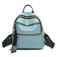 Hot Deal Comfort College On Sale Back To School Bags Korean Stylish Casual Backpack [4982891204]