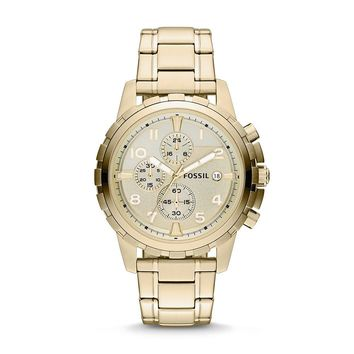 Fossil Men's Dean Chronograph Watch