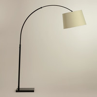 Loden Arc Floor Lamp Base - World Market