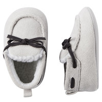 Carter's Moccasin Slippers