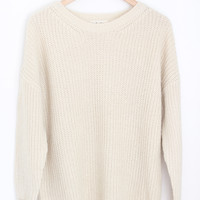 Behati Sweater