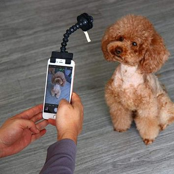 Portable Pet Selfie Stick