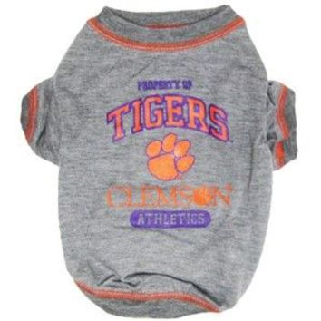 Clemson Tigers Pet Shirt